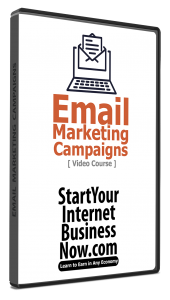 Email Marketing Campaigns Video Course